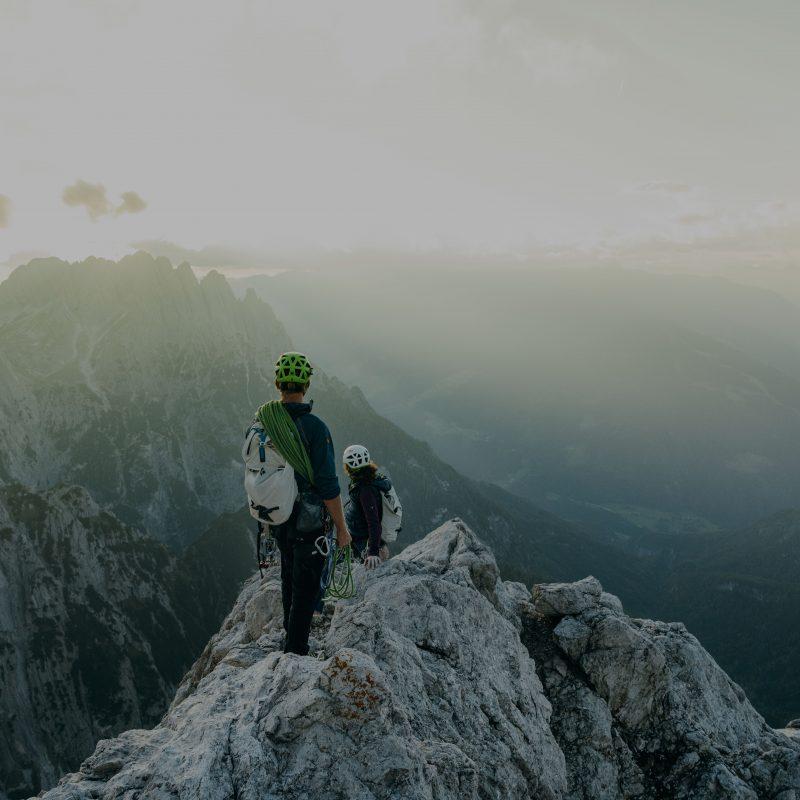 Heimat  des Bergsports